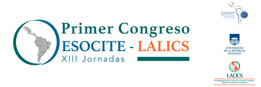 Congreso ESOCITE LALICS