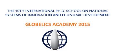 globelics1 academy