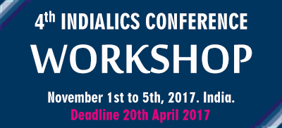Noti 2 Indialics Workshop 2017