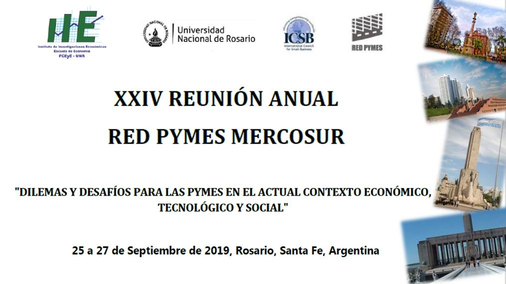 XXIV REUNIÓN ANUAL RED PYMES MERCOSUR