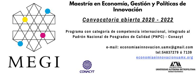 Convocatoria 2020-2022