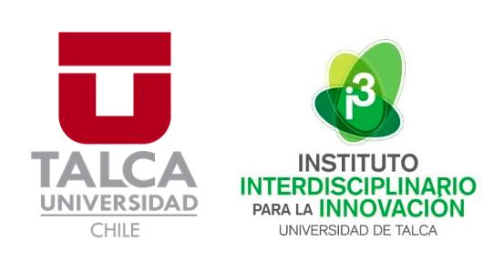 Estancia posdoctoral. Instituto Interdisciplinario para la Innovación (i3)