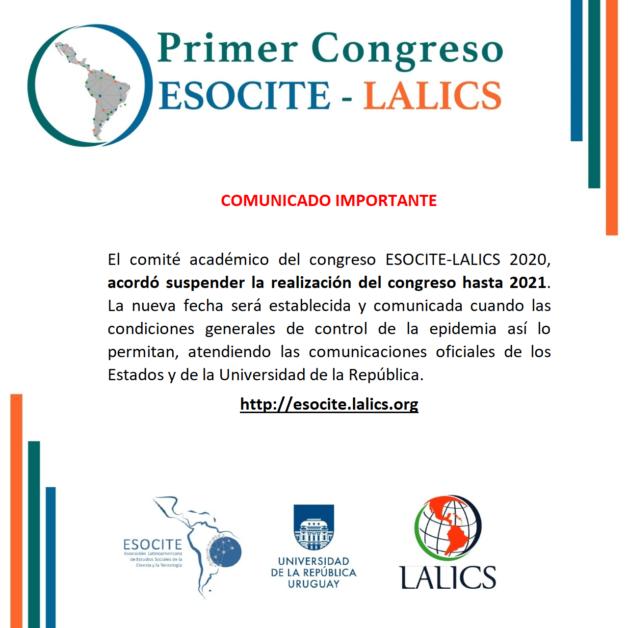 ESOCITE-LALICS