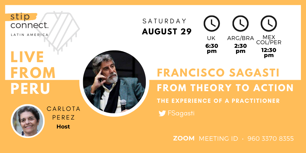 29/08/2020 – Francisco Sagasti – From theory to action