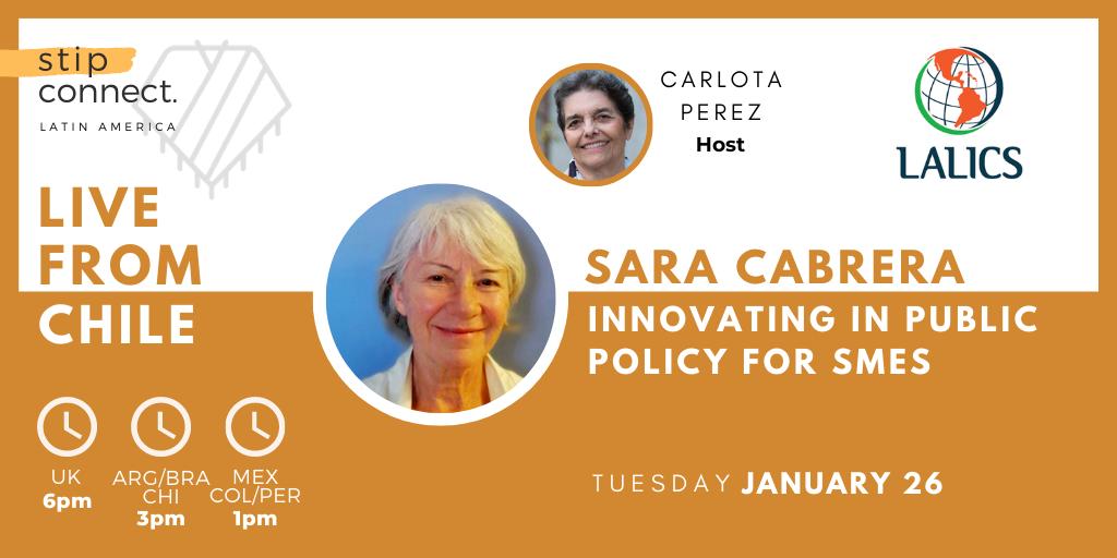 26/01/2021 – Sara Cabrera