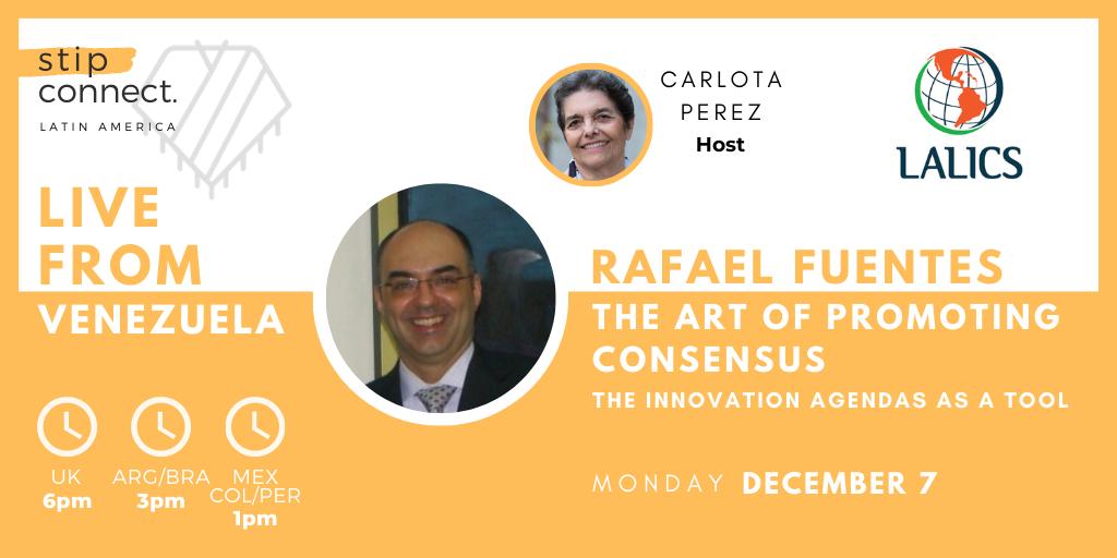 07/12/2020 – Rafael Fuentes – The Innovation Agendas